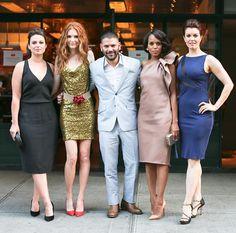 scandal tv show | Scandal TV Show: ELLE Magazine Celebrates Scandal's Kerry Washington ...