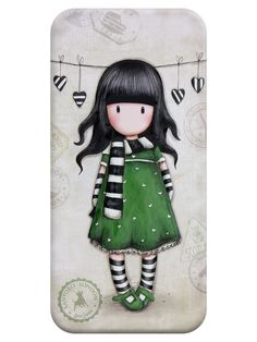 Pénztárca L - Gorjuss -The Scarf Harry Potter Bookmark, Santoro London, Diy Bookmarks, Button Cards, 3d Cards, Cute Images, Learn To Paint, Cute Dolls, Cute Illustration