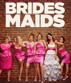 Haha the women of downton abbey in Bridesmaids