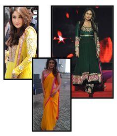 Kareena Kapoor At Her Best In Ethnic Wear