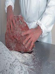 Ricette Salumi - interessante perché entra nel dettaglio sulla scelta delle spezie Chorizo, Pork, Homemade, Meat, Finger Food, Sausage, Anna, Recipes, Block Prints