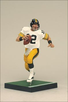 6a90e4f43 McFarlane Toys #NFL Legends Series - Terry Bradshaw Action Figure #Steelers