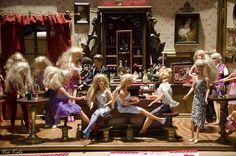 barbie bar,pinned by Ton van der Veer