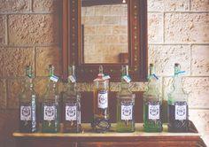 Habana 1791. A parfumerie in the centre of Havana, Cuba.