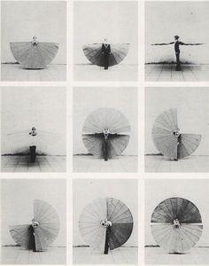 """White body fan, 1972 performance by Rebecca Horn, German visual artist Bauhaus, Art Plastique, Belle Photo, Installation Art, Fashion Installation, Oeuvre D'art, Horns, Design Art, Art Photography"