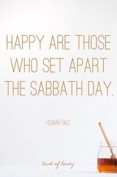 Bible Words, Bible Verses Quotes, Sign Quotes, Children's Bible, Scriptures, Qoutes, Happy Sabbath Images, Happy Sabbath Quotes, Sabbath Day Holy