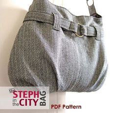 Purse Patterns- make from an old suit