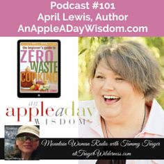 May27th, 2015:In today's show I had the privilege to speak with April Lewis of AnAppleADayWisdom.com and author of The Beginner's Guide To Zero Waste Cooking.  Her website is a blessing to so many, but especially to the single Mom of today's world. She offers inspiration, hope, guidance, advice and support. April has even offered […]