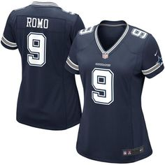 Tony Romo Dallas Cowboys Nike Women s Game Jersey - Navy Blue -  54.99 Nfl Dallas  Cowboys 350915c3b