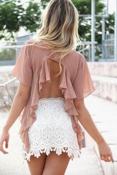 Spring break shirt...I think yes. | Gloss Fashionista