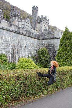 @Carina . Roberts. I dare you and sisters to do this at every Irish landmark!