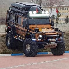26 New Ideas dream cars jeep offroad 4x4 Trucks, Jeep Truck, Truck Camper, Cool Trucks, Offroad Camper, Jeep 4x4, Landrover Defender, Jeep Wrangler Tj, Land Rovers