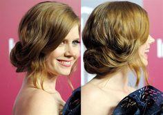 Peinado de Amy Adams