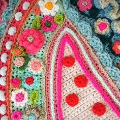 Adinda Zoutman y su maravilloso mundo crochet / Crochet Master   Crochet y Dos agujas - Patrones de tejido