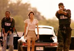 Written by: Michael Barrie, Jim Mulholland, and Doug RichardsonDirected by: Michael BayWhat it's about: Best friends and Miami narcotics detectives Marcus (Martin Lawrence) and Mike (Will Smith) go back into action after their career bust — $100 million in heroin — is stolen while locked up in a vault.Why you need to see this: The action and comedy compete with one another quite nicely in one of the finest buddy cop films ever made.