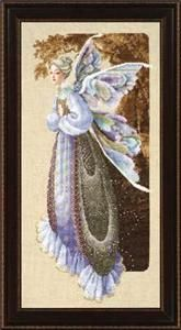 Fairy GrandMother Cross Stich