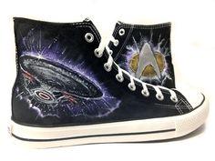 Zapatillas STAR TREK: La nueva Generación