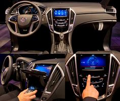 CUE — Cadillac User Experience (2012)