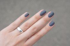 matte gray