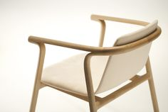 Products|New Products|SPLINTER Arm Chair (shell)|CONDE HOUSE
