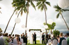 Christie and Cameron – Sheraton Fiji wedding ceremony set up Photography by Cheer Photography Fiji