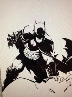 Batman -Greg Capullo