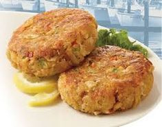 Ultimate Crab Cakes (4 Points+) #WeightWatchers #HealthyRecipes #CrabCakes