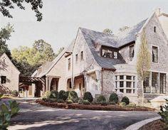 veltman, dupuy, and gibbens ~ artful restraint – a thoughtful eye Dream House Exterior, House Exteriors, Tudor House, House Goals, Residential Architecture, Architecture Details, Modern Architecture, My Dream Home, Exterior Design