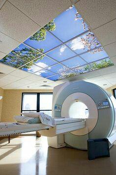 Ambientación en radiodiagnostico
