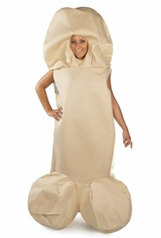 Penis Costume - Turn Yourself Into A Penis. I nominate Karen.