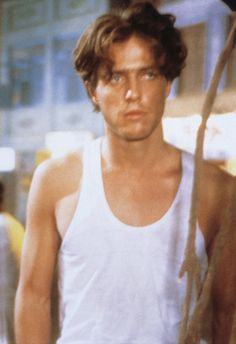 Pin for Later: It's Time to Remember Hugh Grant at His Foppish, Floppy-Haired Best The Bengali Night, 1988