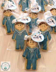 Galletas Decoradas Comunión Niño #decoratedcookies #galletasdecoradascomunion