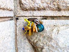 colorful locks