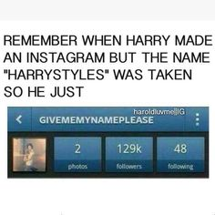 Lol gotta love Harry