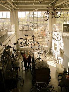 Dutch Design Week - Piet Hein Eek factory - awesome display
