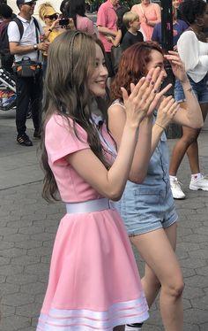 - Hayoung 190708 at washington square park South Korean Girls, Korean Girl Groups, Kcon Ny, 9 Songs, Washington Square Park, Extended Play, Ulzzang Girl, Bae, Idol
