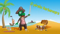La Pandilla de Drilo - El pirata Barbanegra Pirates, Family Guy, Actors, Guys, Fictional Characters, Collection, Youtube, Children's Literature, Mardi Gras