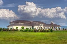 Imagine celebrating your big day in this beautiful vineyard located in Mt. Crawford Va. Surrounded by mountains and vineyards this is a one of a kind venue!! View the exclusive offer at BrideRush. #weddingvenue #Shenandoah #Vineyard #Romanticvenue