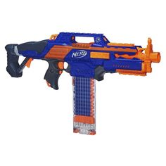 Nerf N-Strike Elite RapidStrike CS-18 Blaster by Hasbro, Multicolor