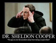 sheldon cooper (originally seen by @Jacqualinede381 )