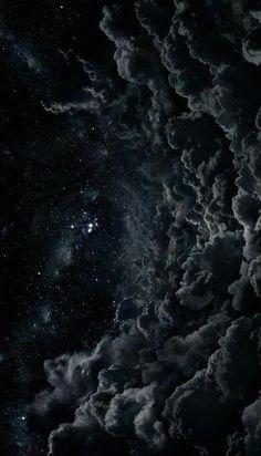 Phone Wallpaper Landscape Galaxy Starry Sky Nebula