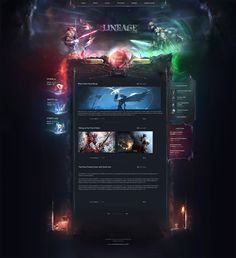 Warriors-Storm-Game-Web-Template.jpg (1600×1750)
