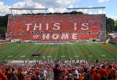 Virginia Tech announces upcoming football schedule changes - Virginia Tech Athletics Vt Football, Virginia Tech Football, Virginia Tech Hokies, College Football, University Of Tampa, Indiana University, College Goals, College Life, College Canvas