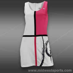 Tennis tournament dress