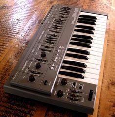 MATRIXSYNTH: Roland SH-101 Vintage Synthesizer