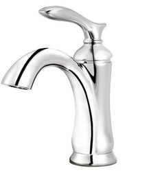 Pfister Verona Polished Chrome 1-Handle Bathroom Faucet
