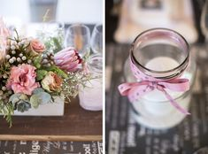 Real Wedding at Rockhaven {Marené & Jaco} Protea Wedding, Wedding Flowers, Wedding Blog, Wedding Photos, Wedding Ideas, Jaco, Engagement Shoots, Real Weddings, Table Decorations