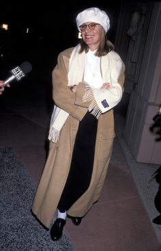 Diane Keaton's Menswear Style: Still Going Strong After All These Years (PHOTOS)