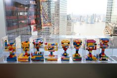 Homemade Lego Trophies by NYASK12, via Flickr