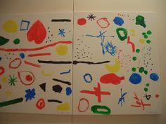 Els nostres moments a laula dinfantil: Joan Miró programacion Magritte, Joan Miro, Art Plastique, Art For Kids, Preschool, Arts And Crafts, Kids Rugs, In This Moment, Creative